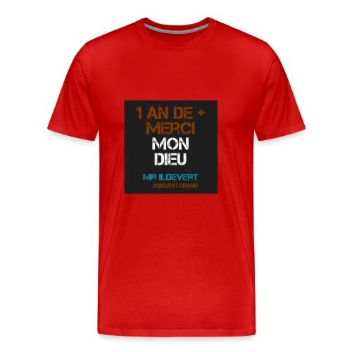 MMD - T-shirt Premium Homme