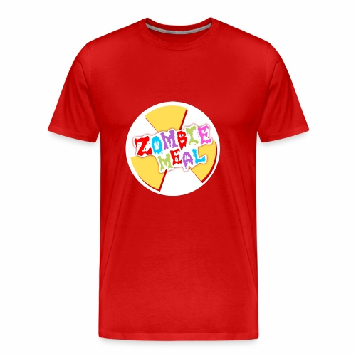 Zombie Meal, by SBDesigns - T-shirt Premium Homme