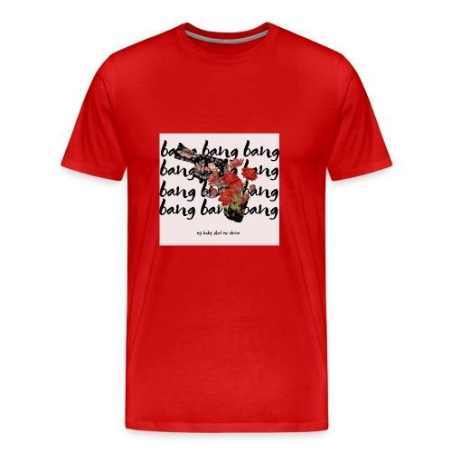 bamg_bang-jpg - Camiseta premium hombre