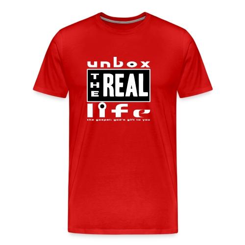 unbox the life! - Männer Premium T-Shirt
