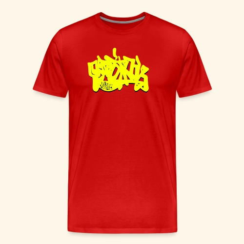 Oldskool - Männer Premium T-Shirt