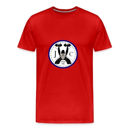 T-Shirt Basique Col Rond - JC - T-shirt Premium Homme