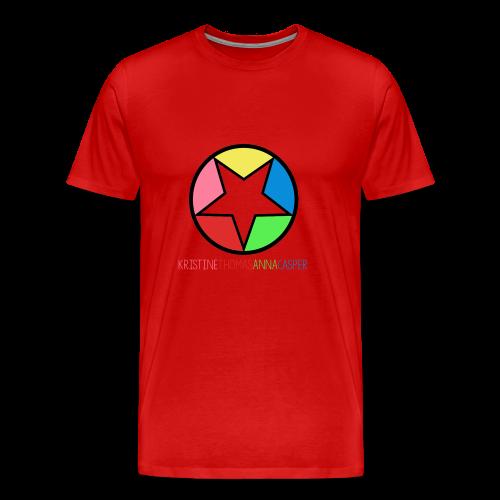 T-Skjorte Dame - Premium T-skjorte for menn