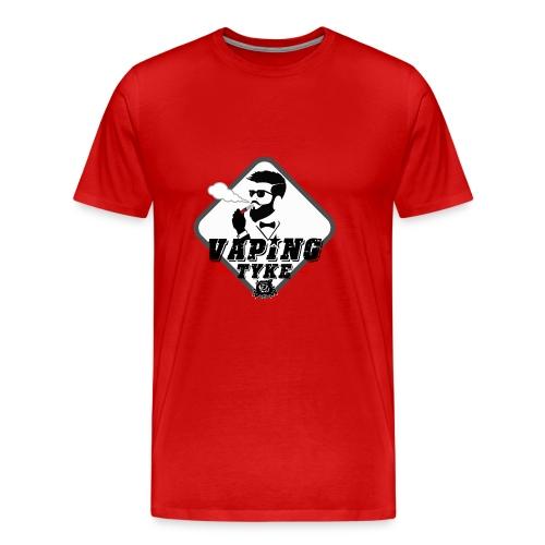 the Vaping tyke - Men's Premium T-Shirt
