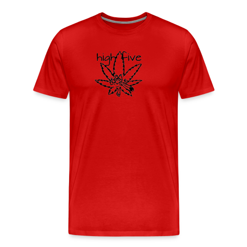 HighFive - Mannen Premium T-shirt