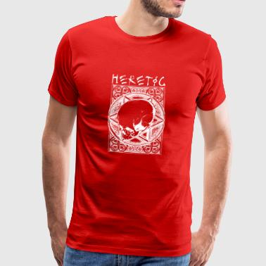 heretic - Männer Premium T-Shirt