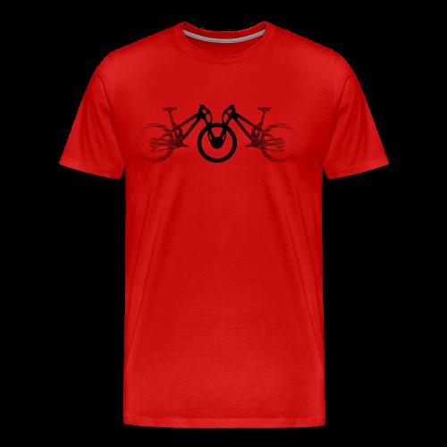 Mountainbikes - Männer Premium T-Shirt