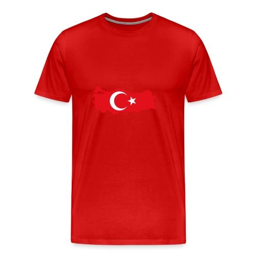Tyrkern - Herre premium T-shirt