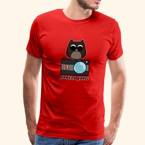 Die Jamera Eule - Männer Premium T-Shirt