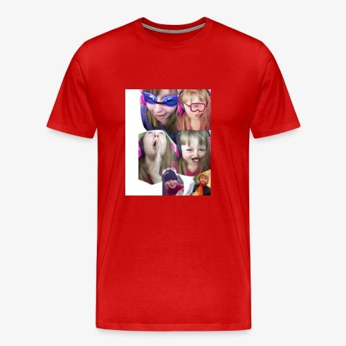 MALINGÆNGH - Premium T-skjorte for menn