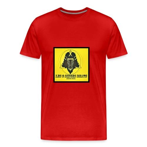 LES 2 SINGES BEATS - T-shirt Premium Homme