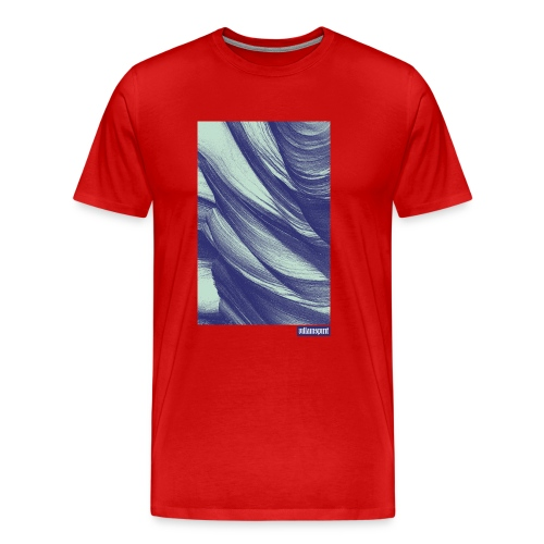 Villainspirit Struktur - Männer Premium T-Shirt