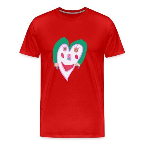 Carazon - Camiseta premium hombre