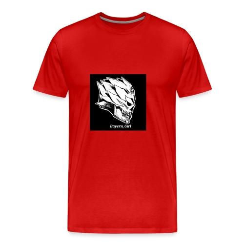 Bayern_Girl - Männer Premium T-Shirt