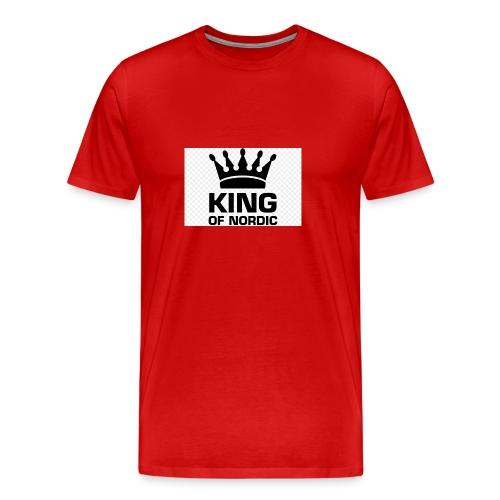 kisspng - Camiseta premium hombre