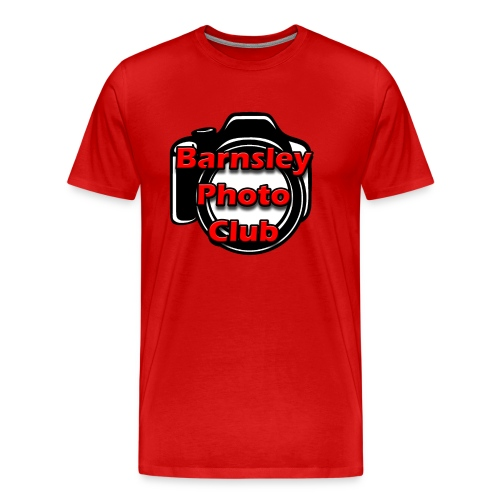 Barnsley Photo Club Logo - Men's Premium T-Shirt