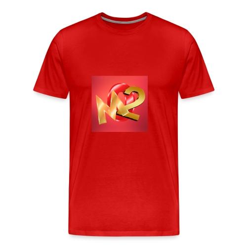 02M - Premium-T-shirt herr