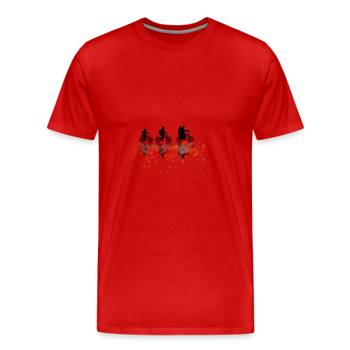 Stranger things bikes - Men's Premium T-Shirt