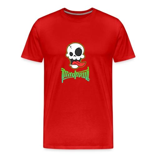 MAD SKULL - Standard - Maglietta Premium da uomo