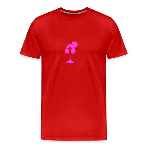 doll pink - Maglietta Premium da uomo