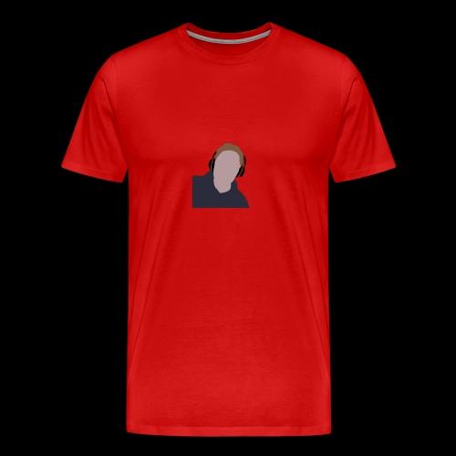 JanMagnis Official T-Shirts - Premium T-skjorte for menn