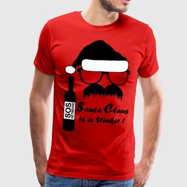 blak stinker - Premium T-skjorte for menn