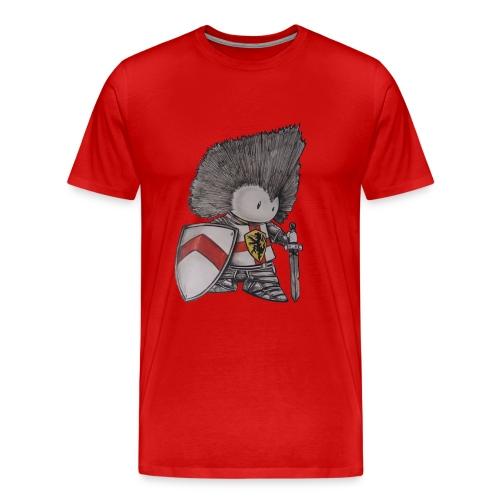 Marcelleke - Der Belgischen Ritter von Kortrijk - Männer Premium T-Shirt