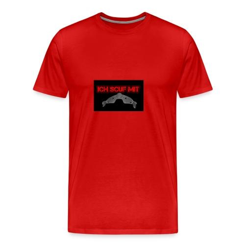 Red scuf - Männer Premium T-Shirt