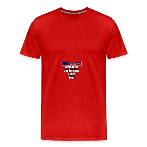 aime - T-shirt Premium Homme