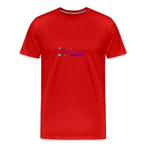 Moon land - Camiseta premium hombre