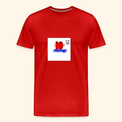 Modzussball - Männer Premium T-Shirt