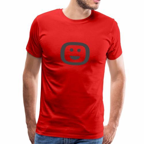 ZAIDOO - Den Tag mit einem Lächeln beginnen :) - Männer Premium T-Shirt