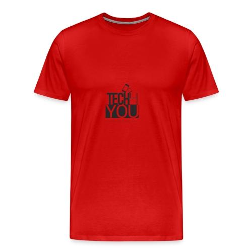 Chaîne YouTube - T-shirt Premium Homme