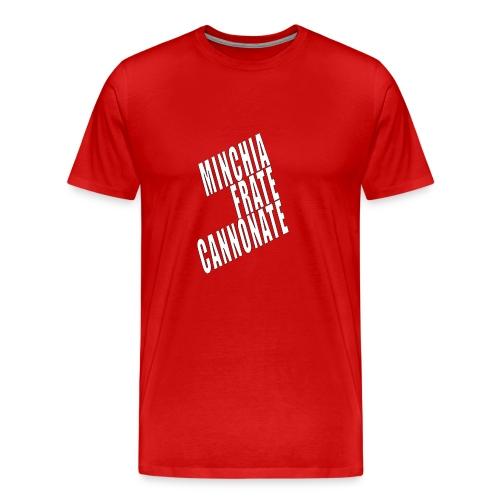Cannonate - Maglietta Premium da uomo