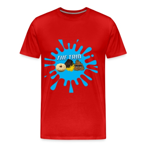 The Trio (Zak O'Leary) - Men's Premium T-Shirt