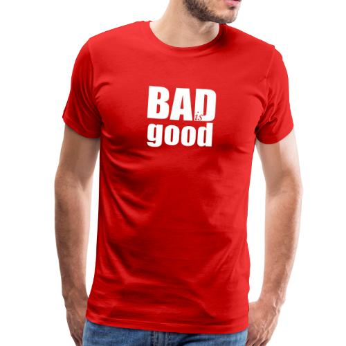 BADISGOOD - T-shirt Premium Homme