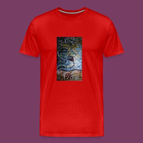 Hav-frue - Herre premium T-shirt