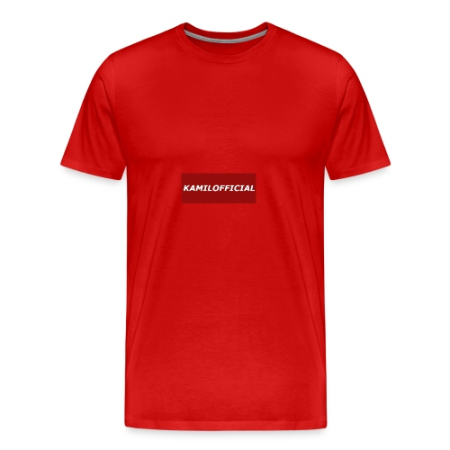 KAMILOFFICIALWEAR - Men's Premium T-Shirt