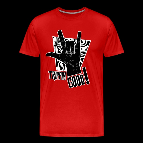 TRIPPIN GOOD 2 - Maglietta Premium da uomo