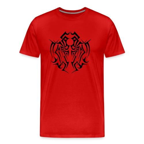 Tribal - Maglietta Premium da uomo