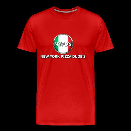 NewYorkPizzaDudes - Mannen Premium T-shirt