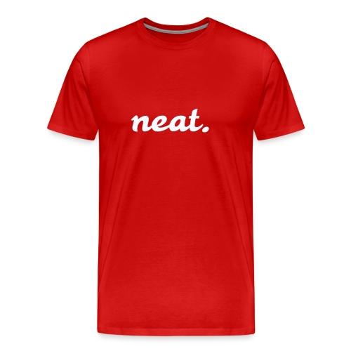neat2 - Männer Premium T-Shirt