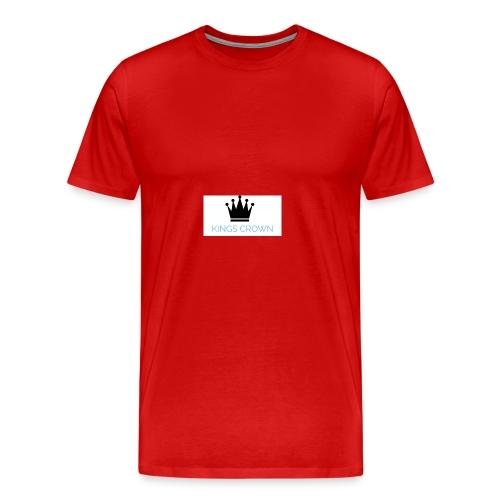 KINGSCROWN - Men's Premium T-Shirt