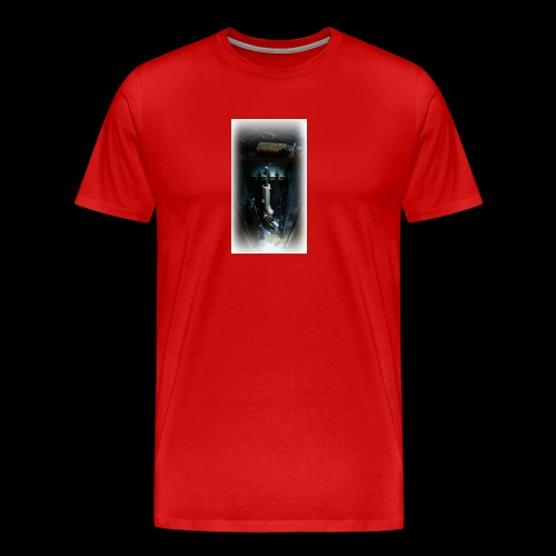 Heckler + Koch USP Expert + SL8 - Männer Premium T-Shirt