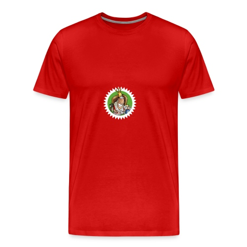 king of Tshirt - Männer Premium T-Shirt