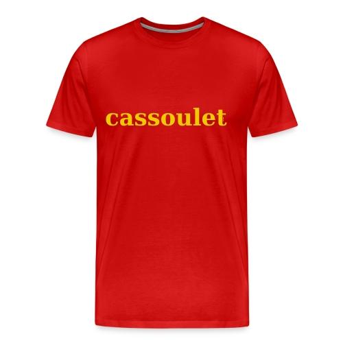 Cassoulet - Men's Premium T-Shirt