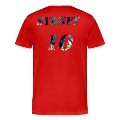 pjs sydney - Männer Premium T-Shirt