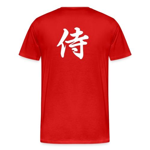 02 Samurai 04 - Maglietta Premium da uomo
