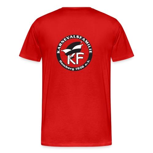 Karnevalsfamilie Homberg - Männer Premium T-Shirt