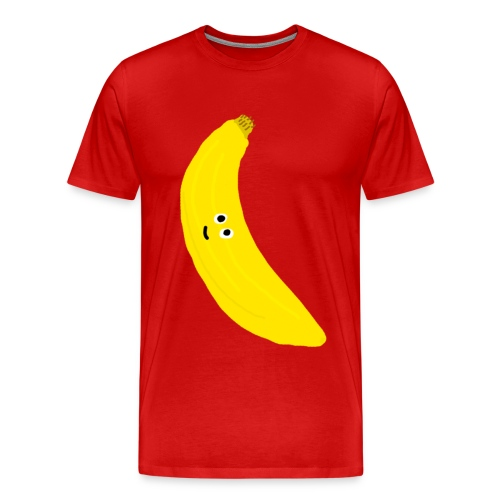 teeshirt goodas banana002 - T-shirt Premium Homme